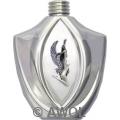 5oz 'Profile Fairy' Premium Winged Chrome Flask